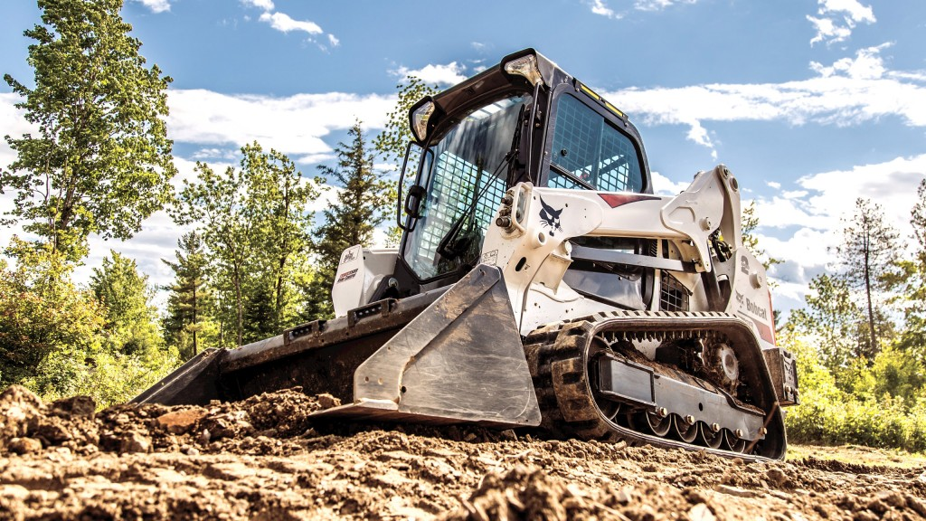 Bobcat M2-series loaders featured during CONEXPO
