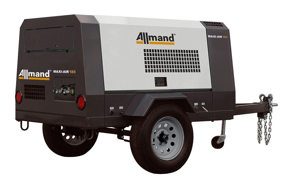 Allmand Bros. Inc. - Maxi-Air™ Compressors