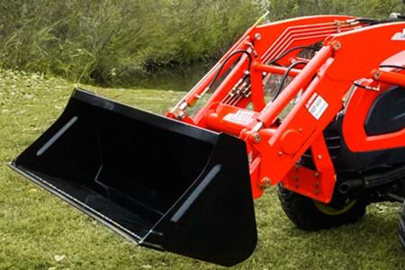 KIOTI Tractor - KL4020 Front Loaders