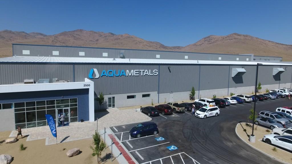 Johnson Controls and Aqua Metals sign break-through battery recycling technology partnership