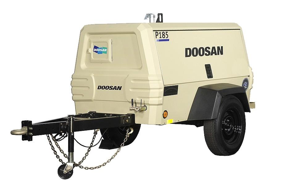 Doosan Portable Power - P185WDO-T4F Compressors