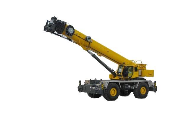 Manitowoc Company, Inc - RT9150E Rough Terrain Cranes