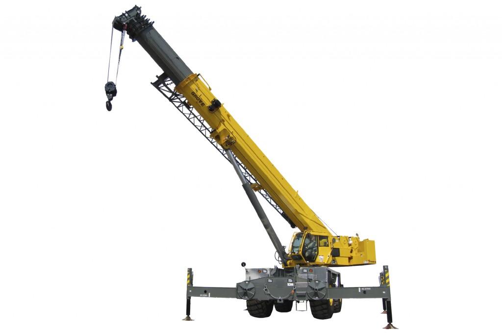 Manitowoc Company, Inc - RT9130E-2 Rough Terrain Cranes