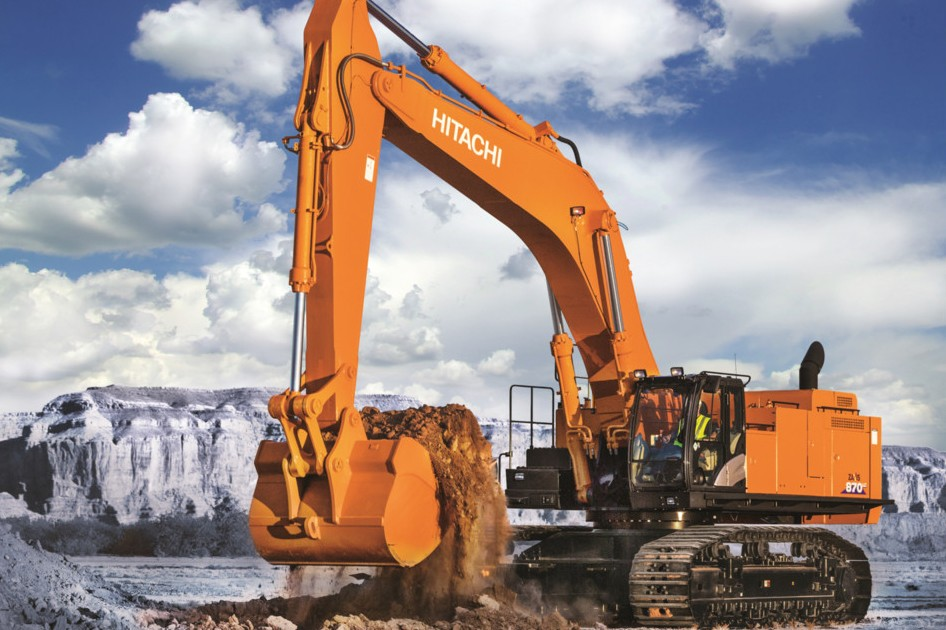 Hitachi Construction Machinery Corporation - ZX870LC-6 Excavators
