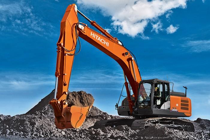 Hitachi Construction Machinery Corporation - ZX300LC-6 Excavators