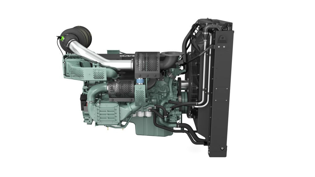 New diesel engines offer up to 800 kVA for gensets