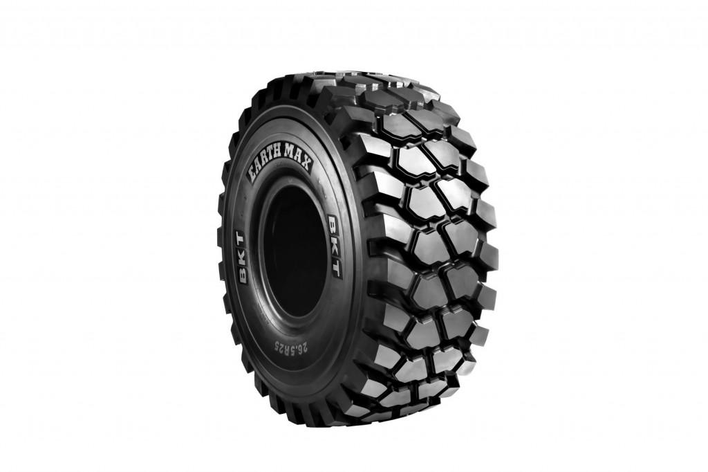 BKT Tires Canada Inc. - Earthmax SR 41 (E4/L4) Tires