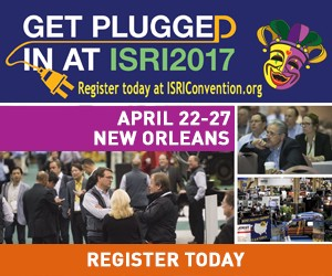 Industry Veterans to receive Lifetime Achievement Awards at ISRI 2017