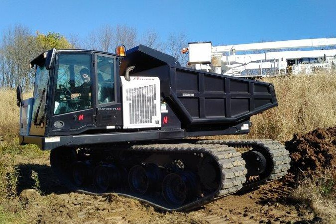 PRINOTH - PANTHER T14R Dumpers