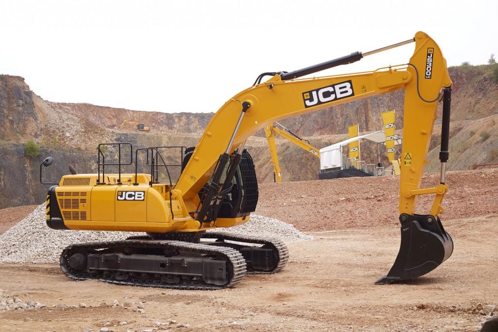JCB - JS 300 Excavators
