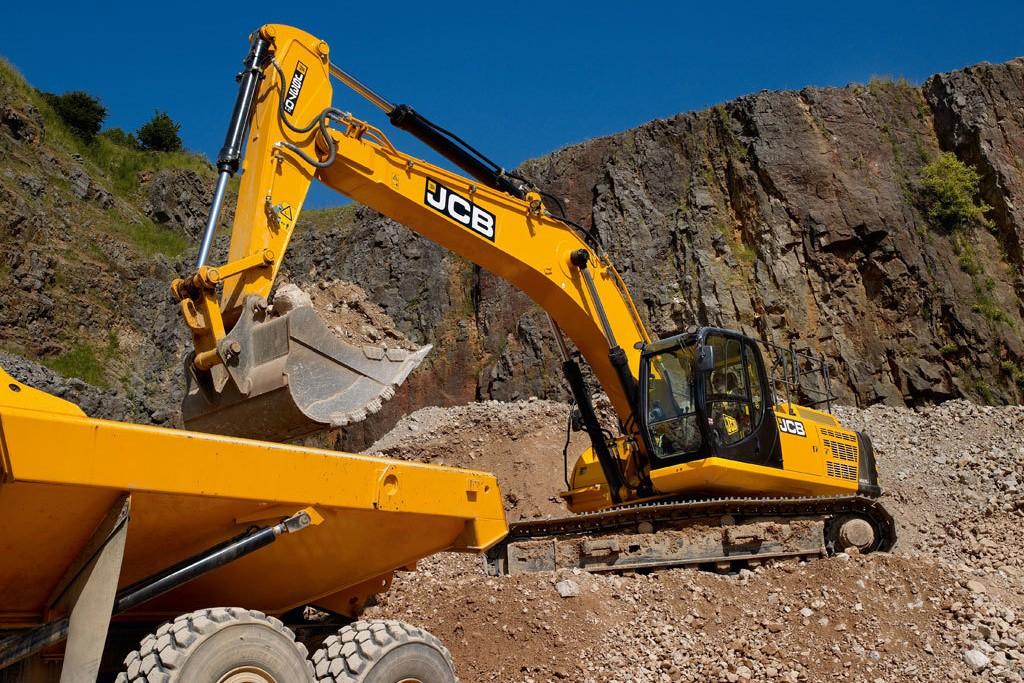 JCB - JS 370 Excavators