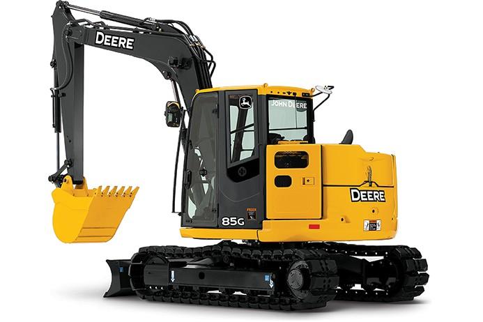 John Deere Construction & Forestry - 85G Excavators