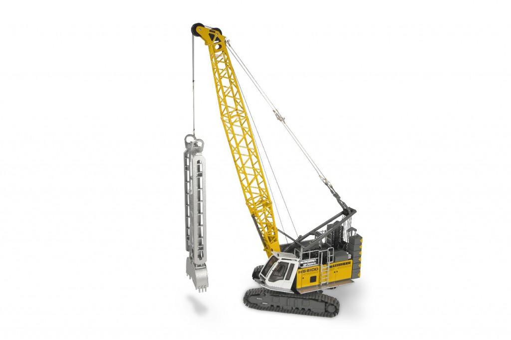 Liebherr Canada - HS 8100 HD Crawler Cranes