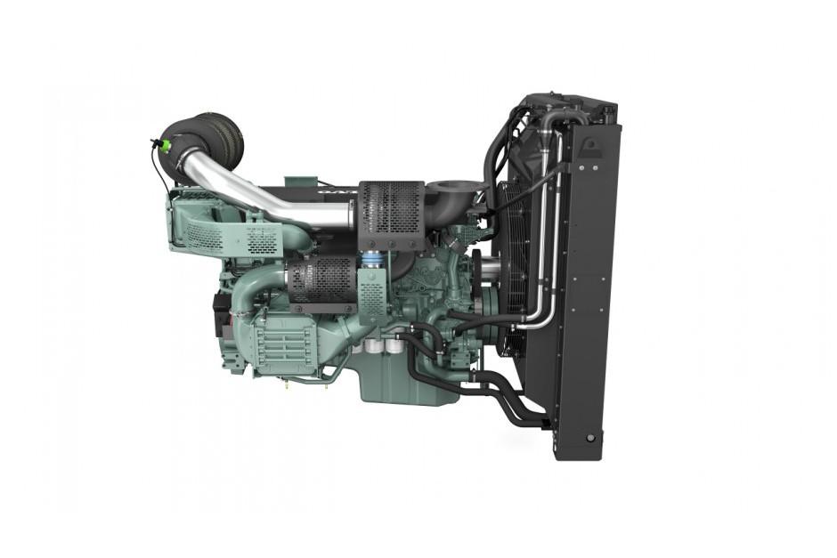Volvo Penta of the Americas - TWD1645GE Diesel Engines