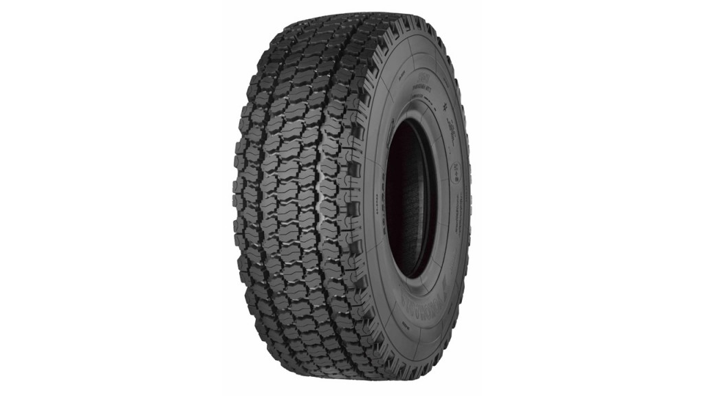 New OTR radial all-weather tire to be unveiled