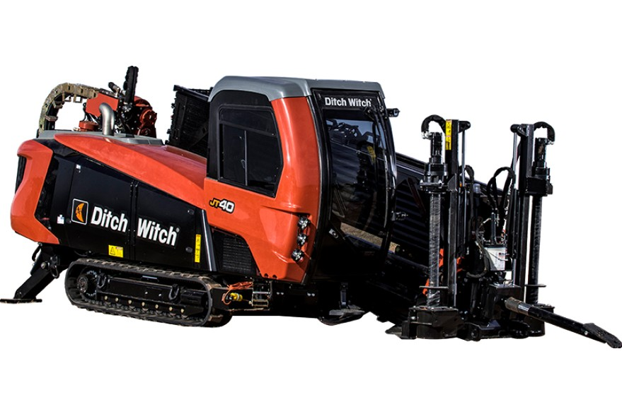 Ditch Witch - JT40 Horizontal Directional Drills