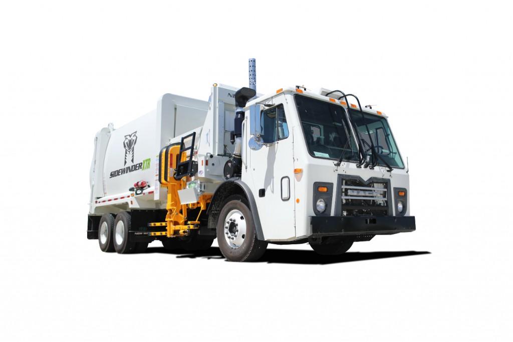 New Way Trucks - Sidewinder XTR™ Refuse Trucks