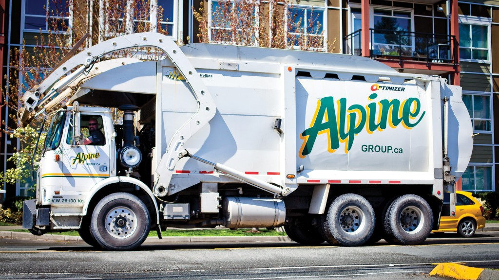 Alpine Group operates throughout British Columbia, handling over 100,000 tons of material yearly.