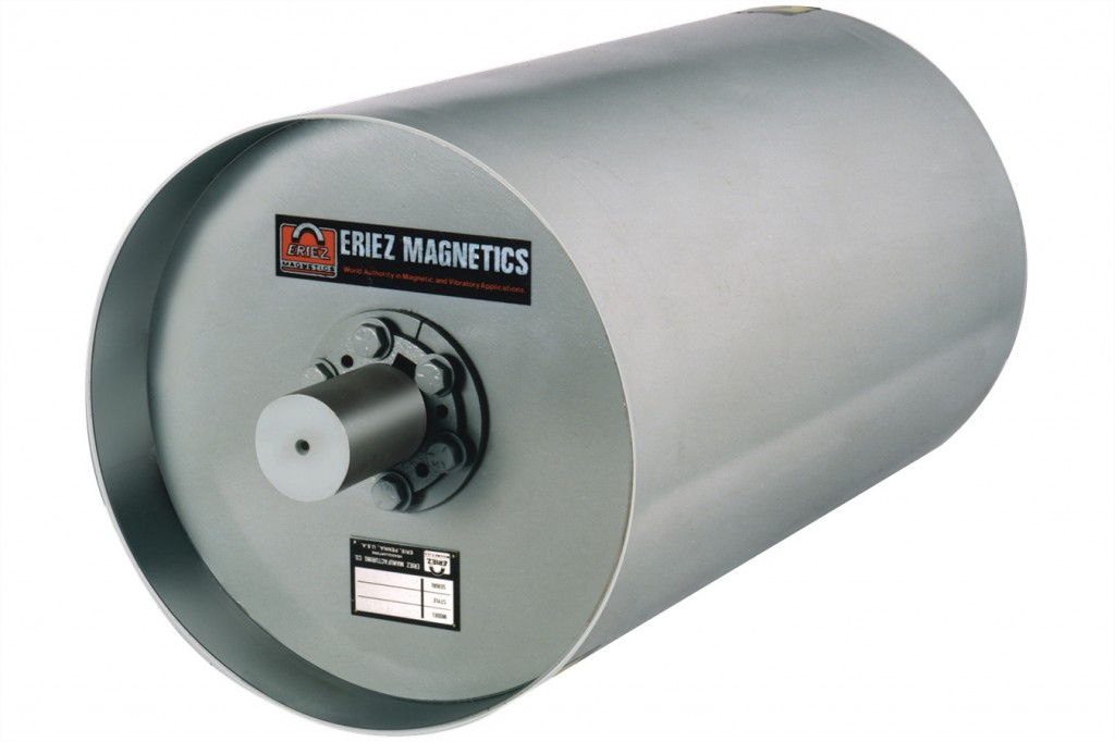 ERIEZ - Magnetic Pulley (Recycling Industry) Magnets