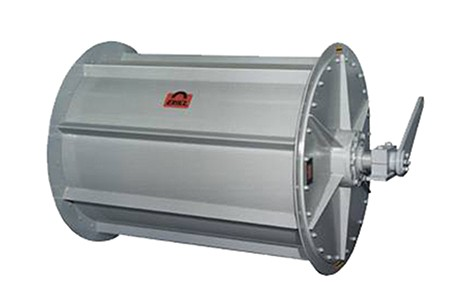 ERIEZ - Magnetic Drum Separators (Recycling Industry) Magnetic Separators