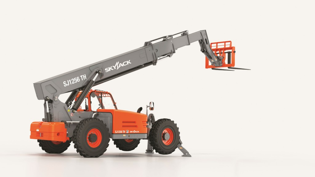 Articulating boom gets unveiling during ARA Rental Show