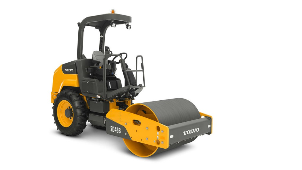Volvo introduces soil compactor at The Rental Show - Heavy Equipment