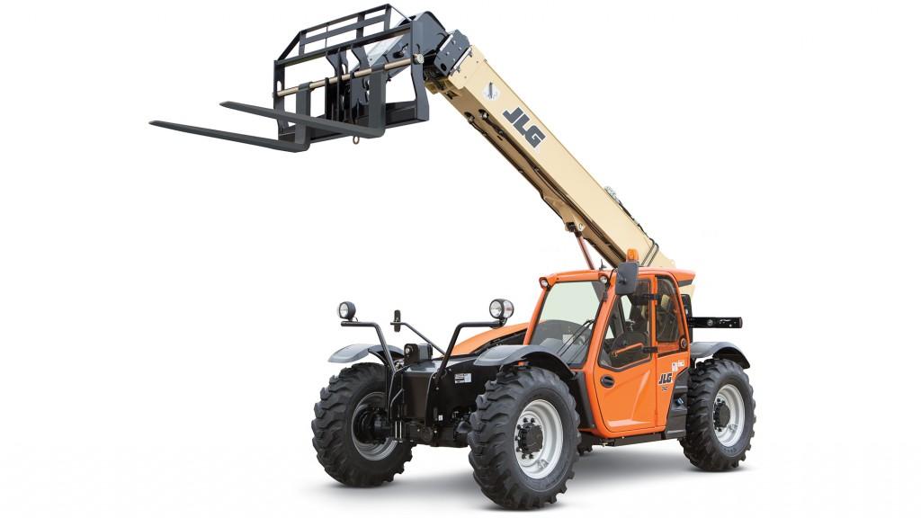 JLG Debuts 742 Telehandler at Conexpo - Heavy Equipment Guide