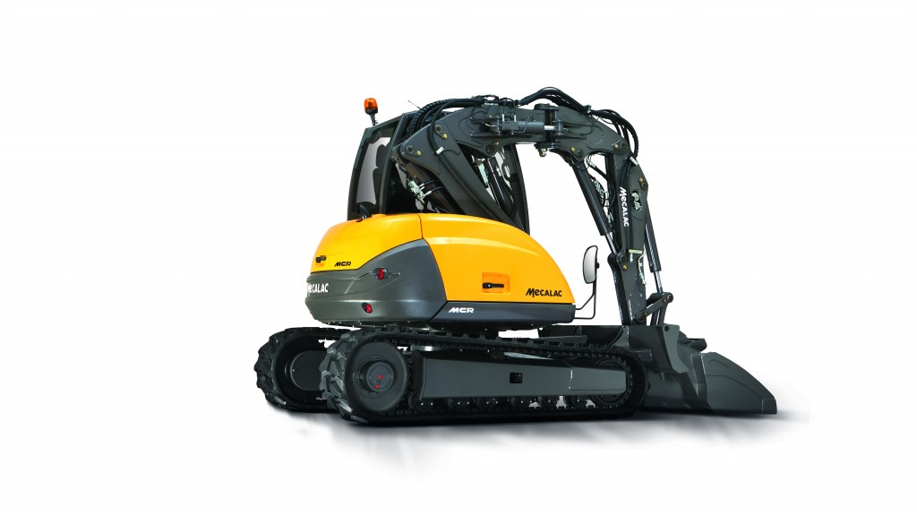 The MCR Crawler Skid-Excavator is revolutionizing how North