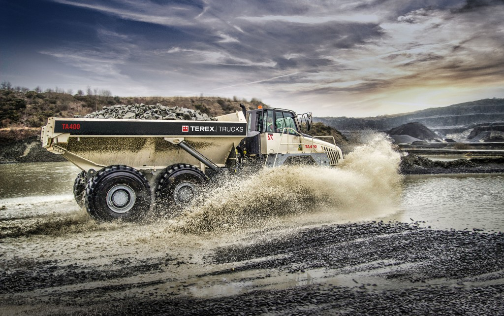 Terex Trucks launches extended two year's warranty on all Factory-Approved parts at CONEXPO