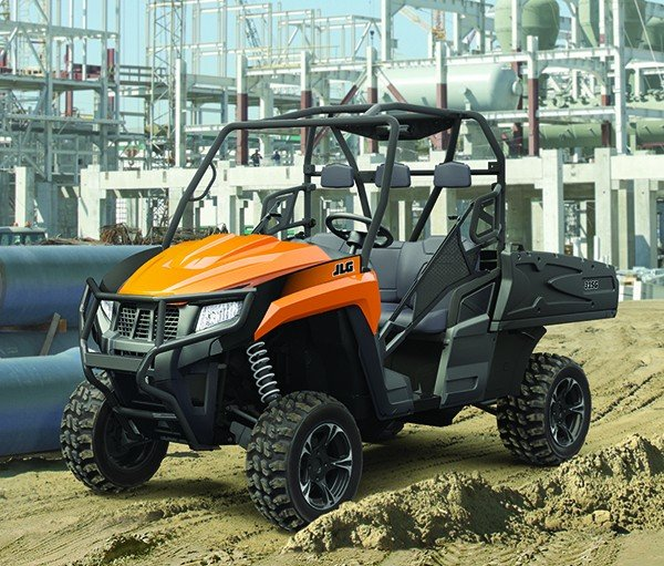 JLG enters new product category with utility vehicle launch at CONEXPO