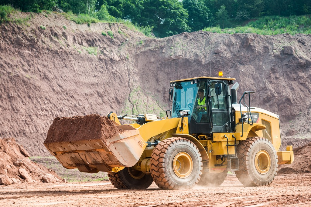 Cat 950 GC wheel loader now configured to meet Tier 4 Final/EU Stage IV emissions standards