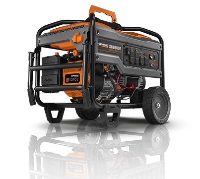 Generac XC Professional Series portable generators built to take a beating on the jobsite
