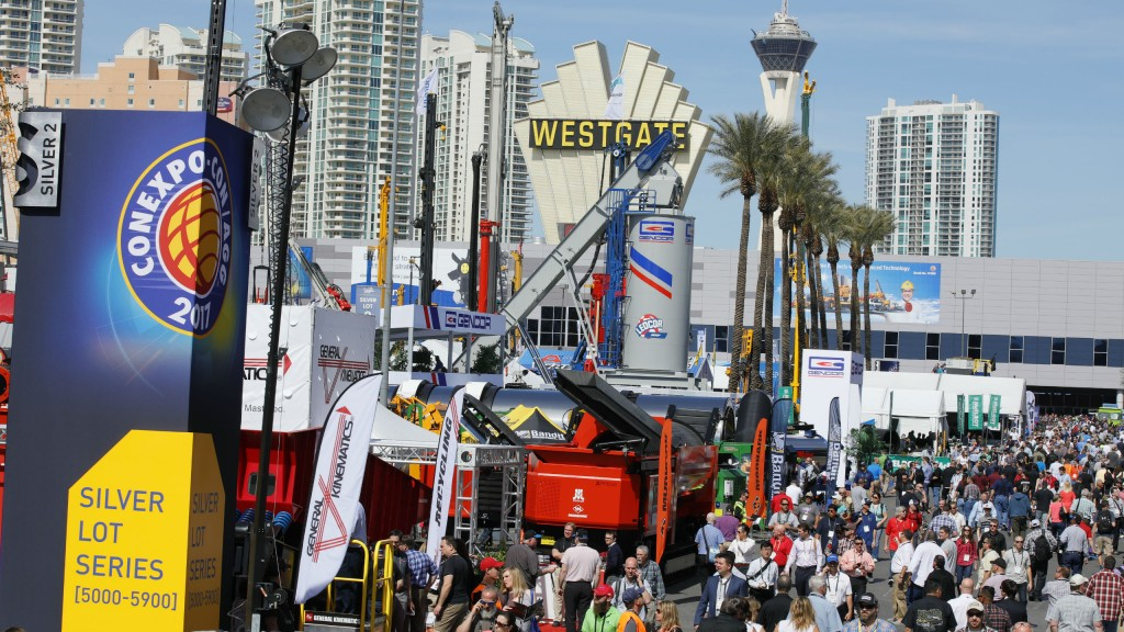 Optimism Fuels Brisk Sales Activity at CONEXPO-CON/AGG and IFPE 2017