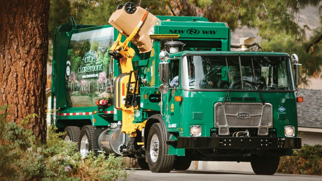Autocar Trucks the first truck manufacturer globally to provide new fuel-saving technology from Allison Transmission