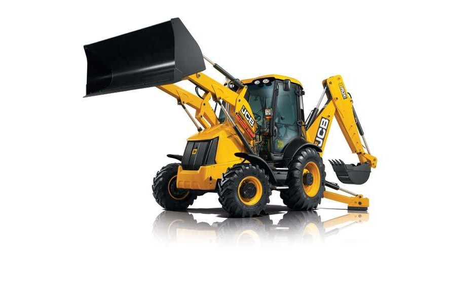 JCB - 3CX 17 Super Backhoe Loaders