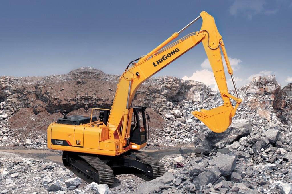 LiuGong North America - 922E Tier 4 Final Excavators