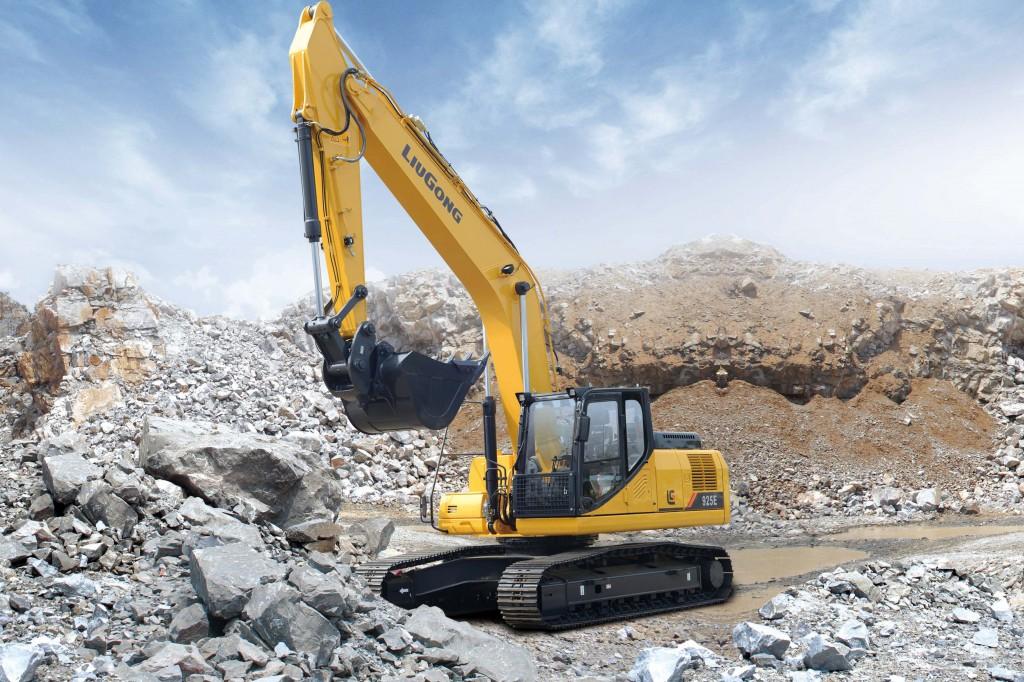 LiuGong North America - 925E Tier 4 Final Excavators