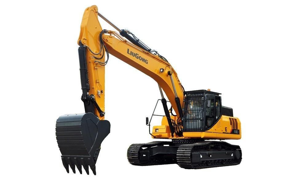 LiuGong North America - 936E Tier 4 Final Excavators