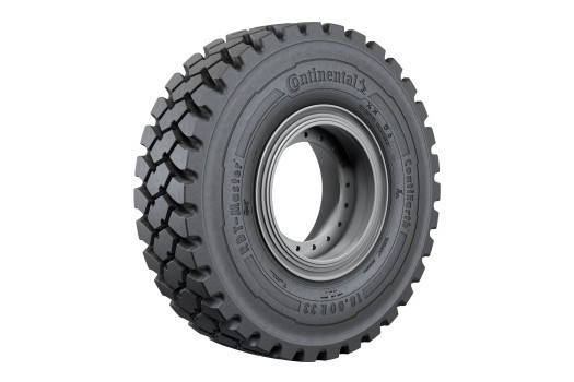Continental Tire the Americas, LLC. - ContiEarth™ RDT-Master Tires