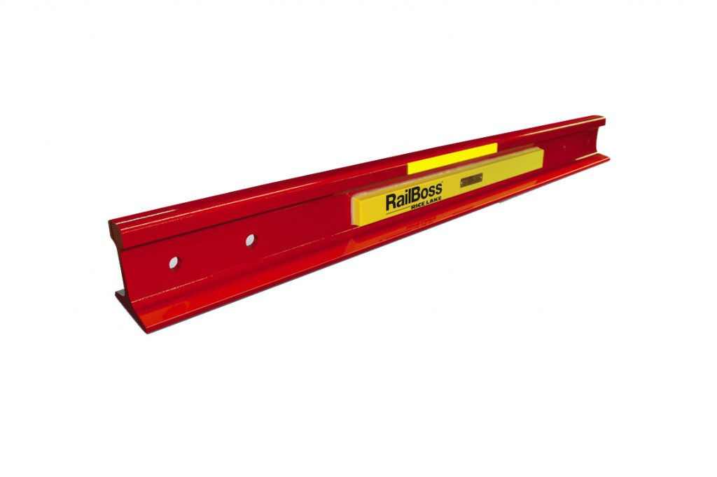 Rice Lake Weighing Systems - RailBoss™ Scales