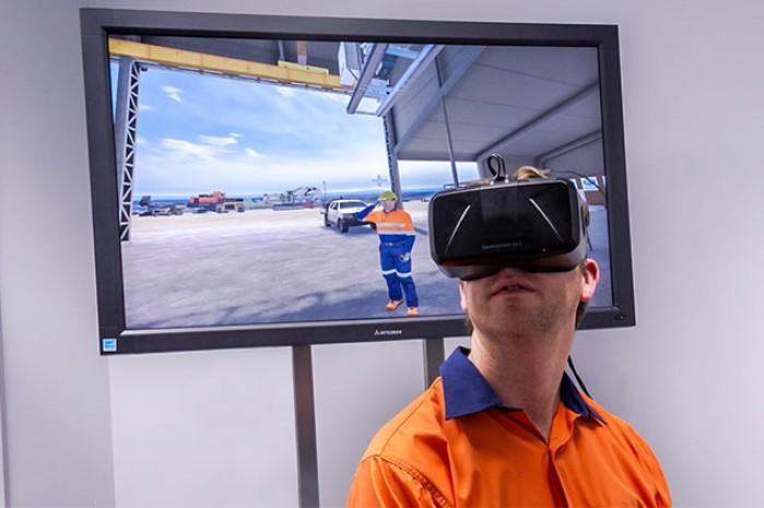 WorksiteVR™ Simulators