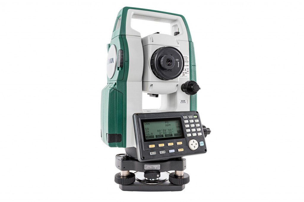 Sokkia Corporation - CX-60 Total Stations