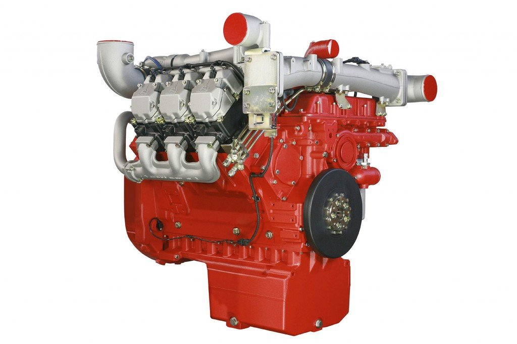 DEUTZ Corporation - TCD 12.0 Diesel Engines