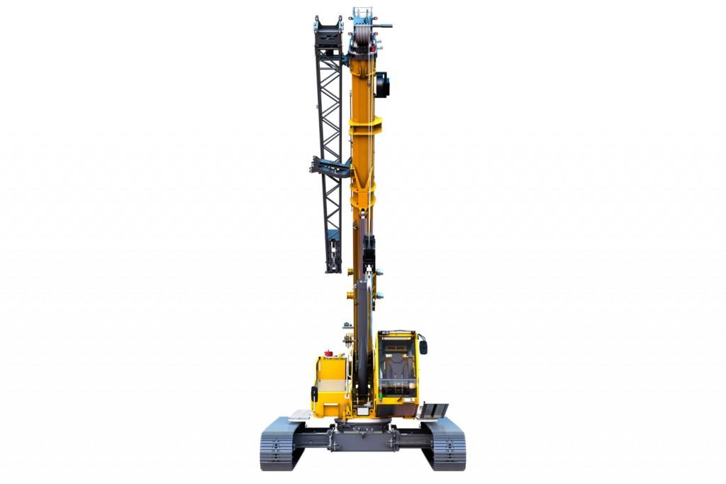 Manitowoc Company, Inc - GHC30 Telescopic Crawler Cranes