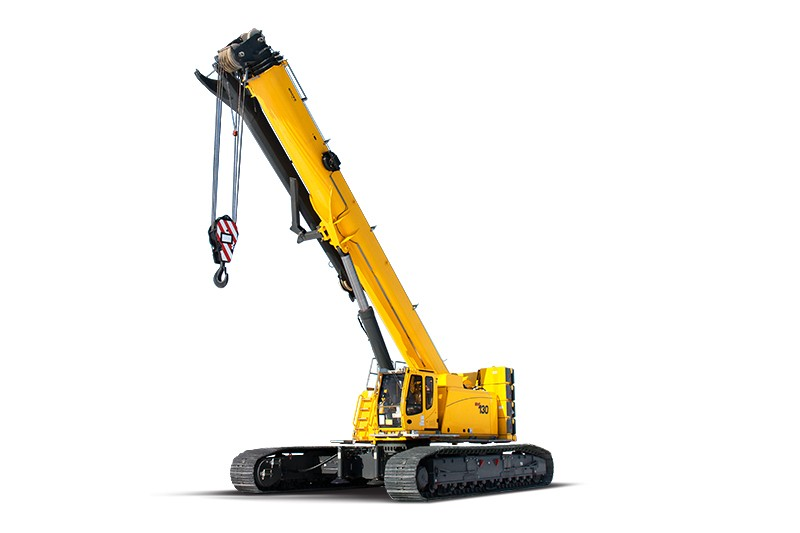 Manitowoc Company, Inc - GHC130 Telescopic Crawler Cranes