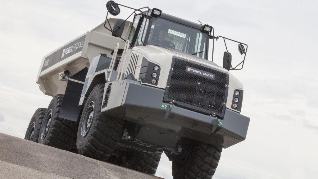 History plays part in purchase of articulated haulers