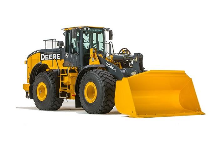 John Deere Construction & Forestry - 744K-II Wheel Loaders