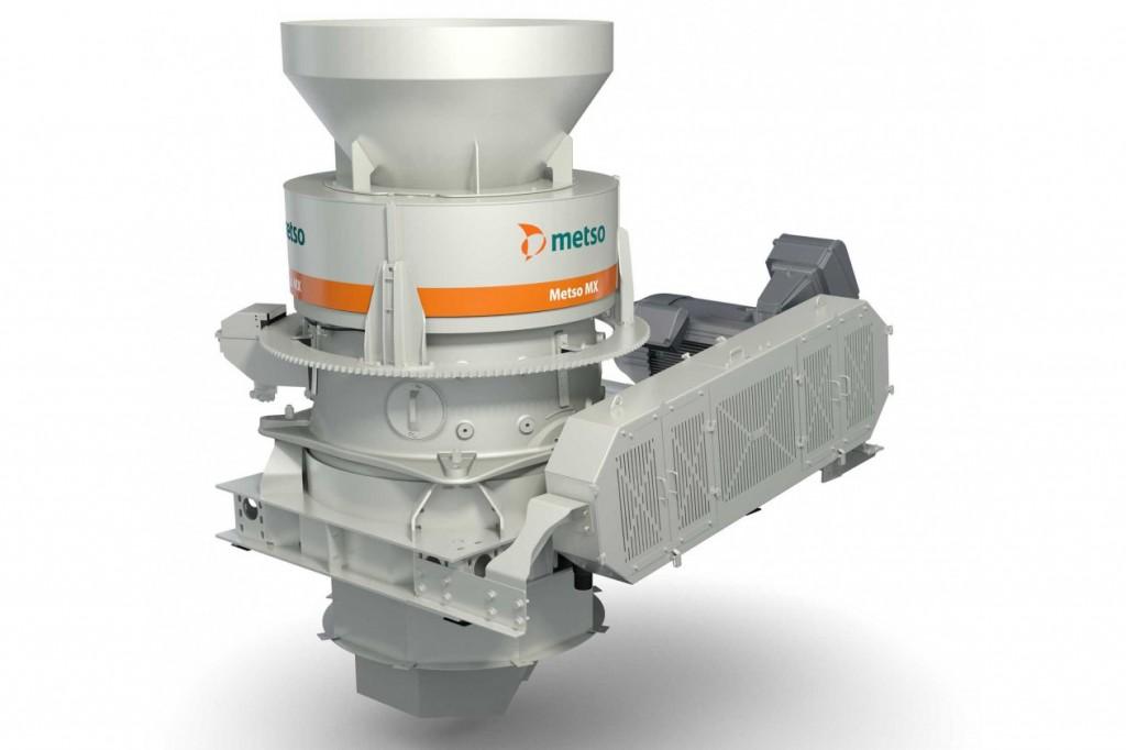 Metso Outotec - Metso MX™ Stationary Cone Crushers
