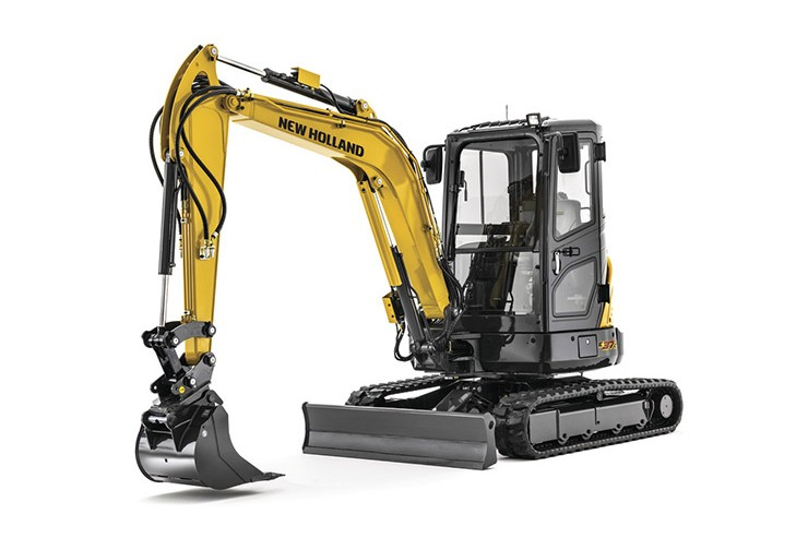 New Holland - E37C Mini Excavators