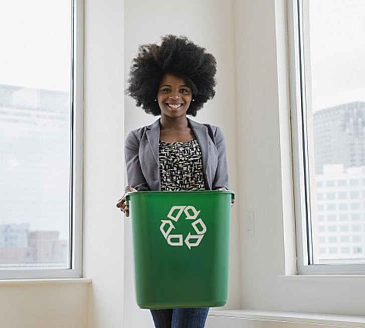Two in three millennials would give up social media for a week if everyone at their company recycled